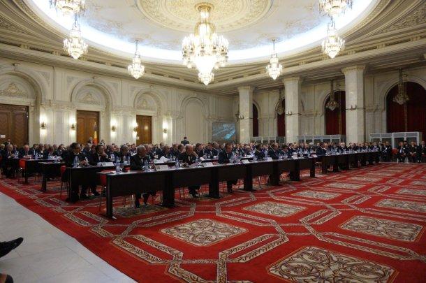 salle delegations